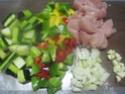 sauté de dinde aux restes de légumes + photos. Img_4715