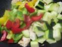 sauté de dinde aux restes de légumes + photos. Img_4719