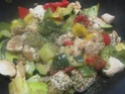 sauté de dinde aux restes de légumes + photos. Img_4721