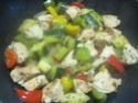 sauté de dinde aux restes de légumes + photos. Img_4722