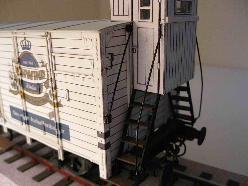 Bierwagen von HS-Design in 1:32 Bierwa16