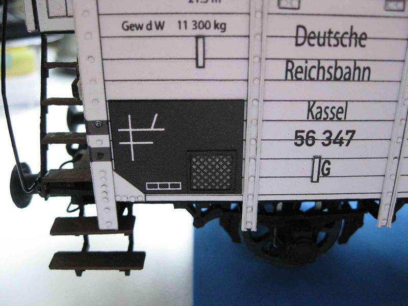 Bierwagen von HS-Design in 1:32 Bierwa21
