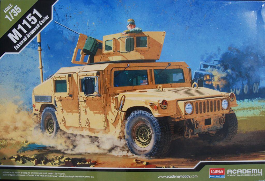 Humvee M1151 Academy 1/35 [Ultronix] Academ10