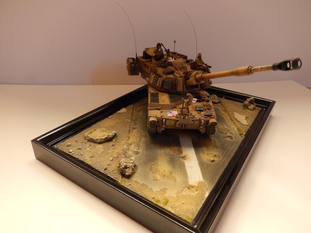 M109A6 Paladin 1/35 AFV Club [Ultronix] Dscn3310