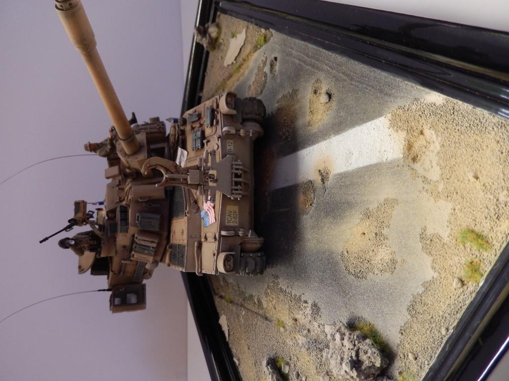 M109A6 Paladin 1/35 AFV Club [Ultronix] Dscn3311