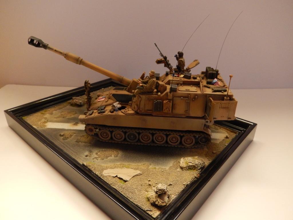 M109A6 Paladin 1/35 AFV Club [Ultronix] Dscn3312