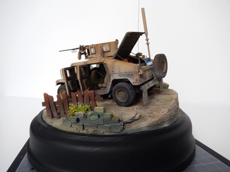 Humvee M1151 Academy 1/35 [Ultronix] - Page 2 Dscn3417