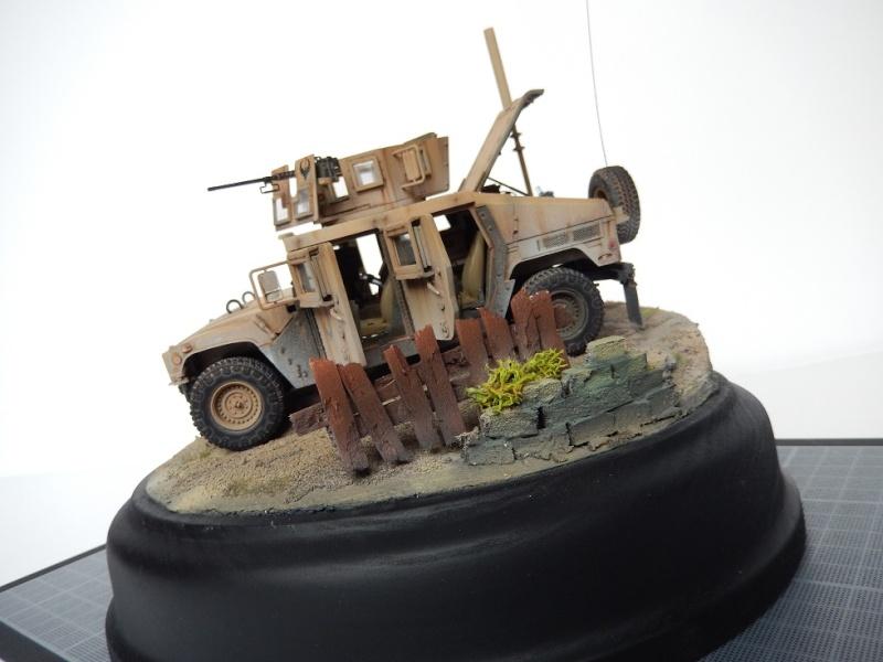 Humvee M1151 Academy 1/35 [Ultronix] - Page 2 Dscn3418