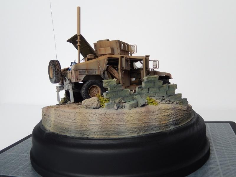 Humvee M1151 Academy 1/35 [Ultronix] - Page 2 Dscn3419