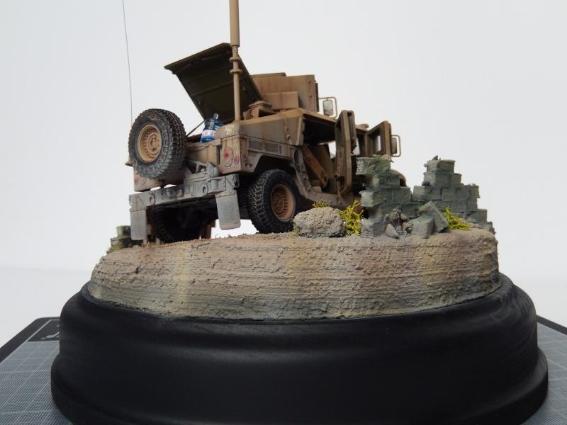 Humvee M1151 Academy 1/35 [Ultronix] - Page 2 Dscn3420