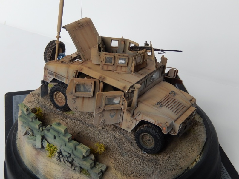 Humvee M1151 Academy 1/35 [Ultronix] - Page 2 Dscn3424