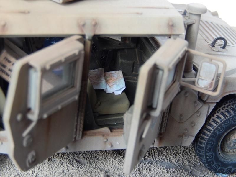 Humvee M1151 Academy 1/35 [Ultronix] - Page 2 Dscn3426