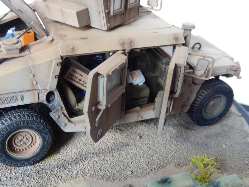 Humvee M1151 Academy 1/35 [Ultronix] - Page 2 Dscn3427