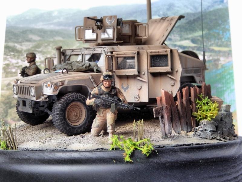 Humvee M1151 Academy 1/35 [Ultronix] - Page 3 Dscn3510