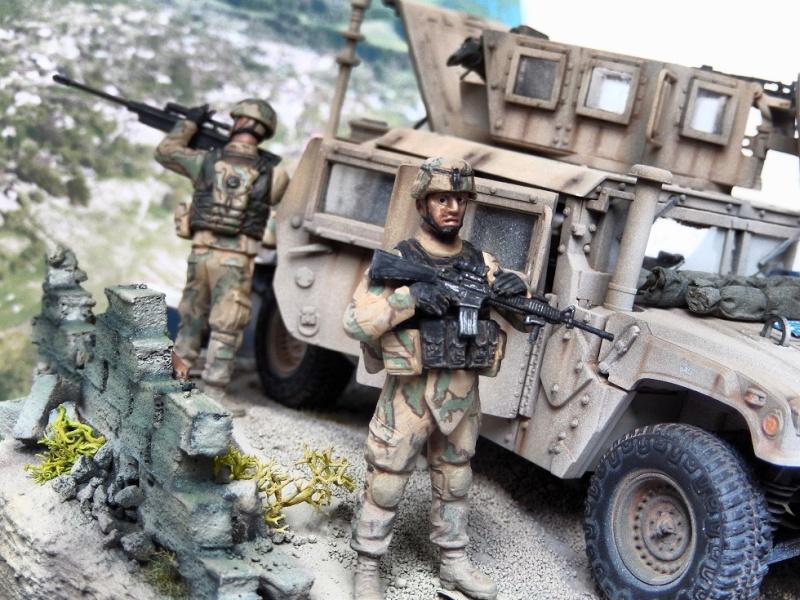 Humvee M1151 Academy 1/35 [Ultronix] - Page 3 Dscn3513