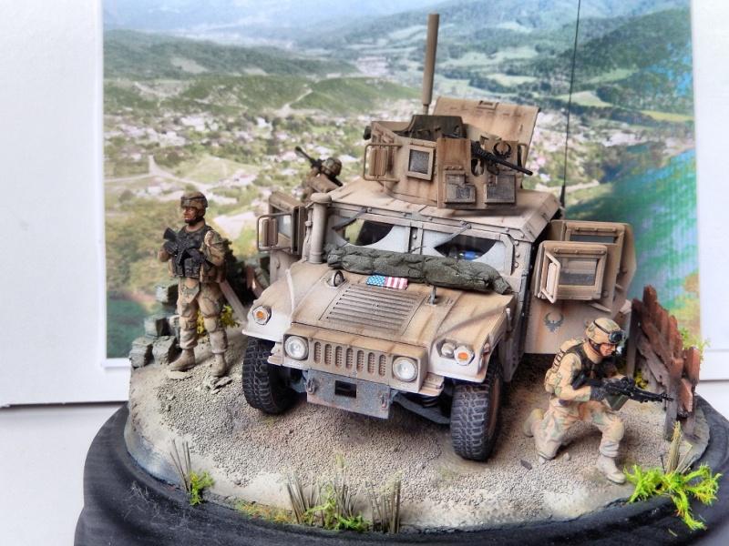 Humvee M1151 Academy 1/35 [Ultronix] - Page 3 Dscn3514