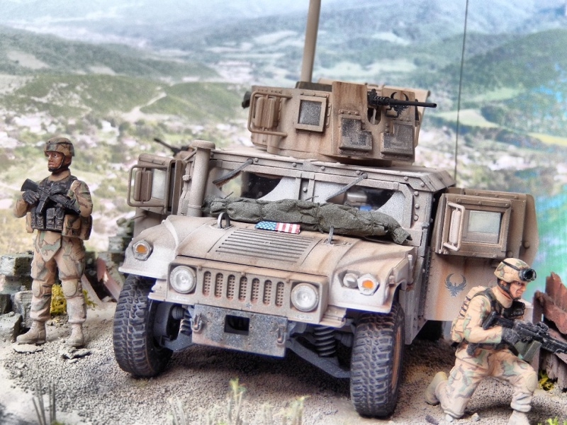 Humvee M1151 Academy 1/35 [Ultronix] - Page 3 Dscn3515