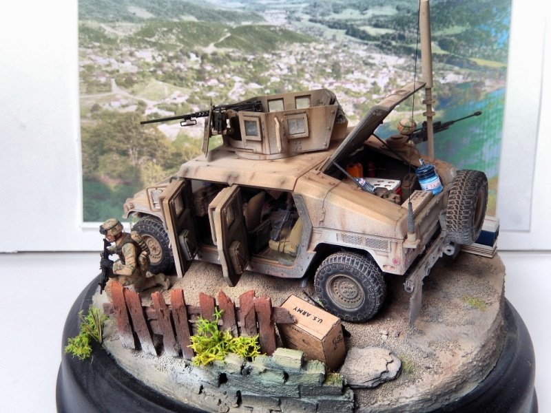 Humvee M1151 Academy 1/35 [Ultronix] - Page 3 Dscn3516