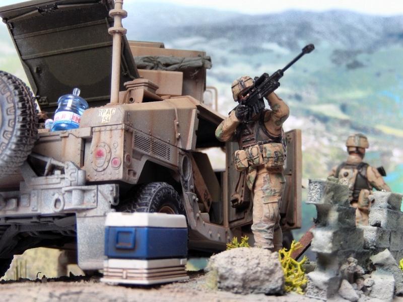 Humvee M1151 Academy 1/35 [Ultronix] - Page 3 Dscn3519