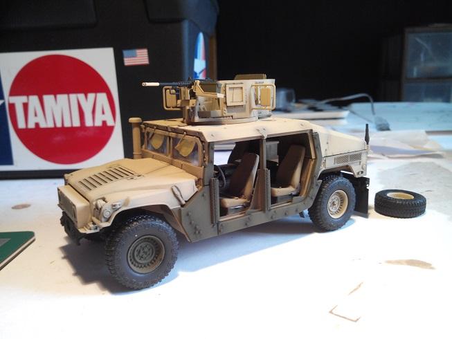 Humvee M1151 Academy 1/35 [Ultronix] Img_2068