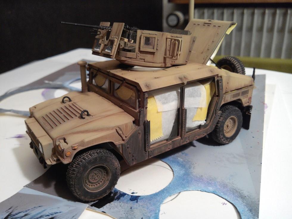 Humvee M1151 Academy 1/35 [Ultronix] - Page 2 Img_2070