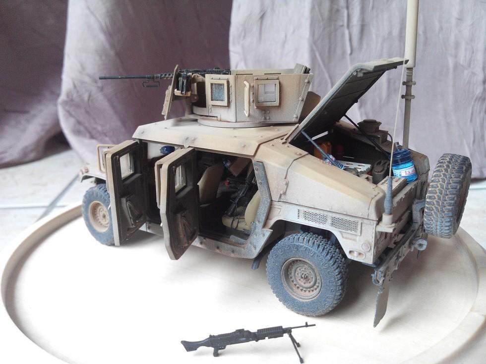 Humvee M1151 Academy 1/35 [Ultronix] - Page 2 Img_2076