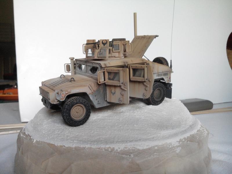 Humvee M1151 Academy 1/35 [Ultronix] - Page 2 Img_2080