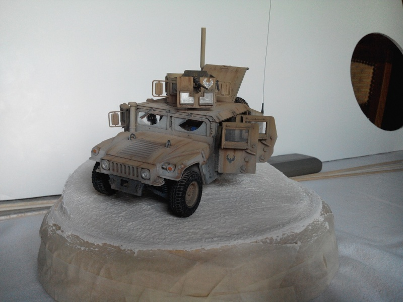 Humvee M1151 Academy 1/35 [Ultronix] - Page 2 Img_2081