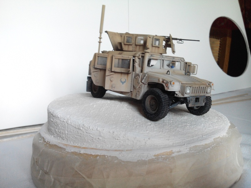 Humvee M1151 Academy 1/35 [Ultronix] - Page 2 Img_2082