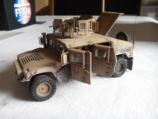 Humvee M1151 Academy 1/35 [Ultronix] - Page 2 Img_2087