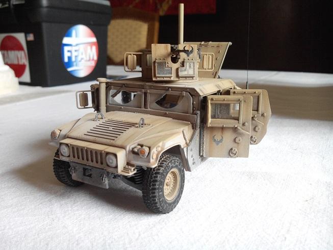 Humvee M1151 Academy 1/35 [Ultronix] - Page 2 Img_2088