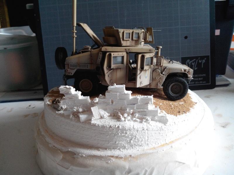 Humvee M1151 Academy 1/35 [Ultronix] - Page 2 Img_2099
