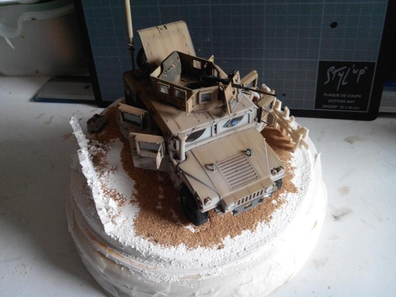 Humvee M1151 Academy 1/35 [Ultronix] - Page 2 Img_2101