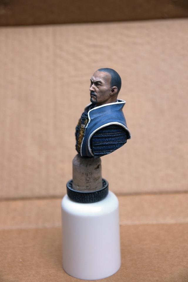 buste de Samouraï - Ares Mythologic  1 :12 Dsc05114