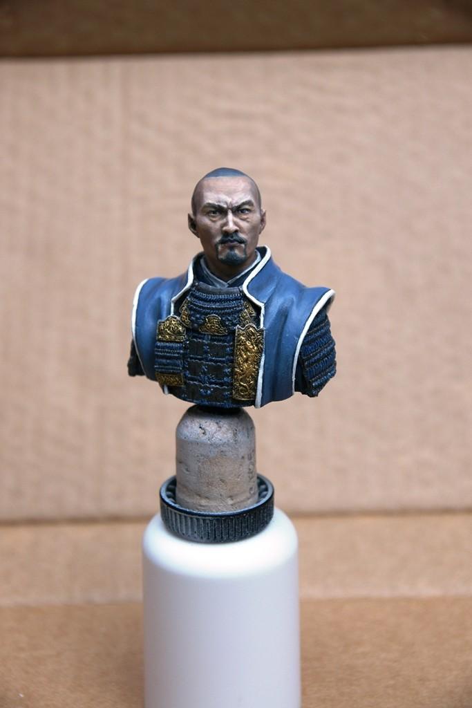 buste de Samouraï - Ares Mythologic  1 :12 Dsc05116