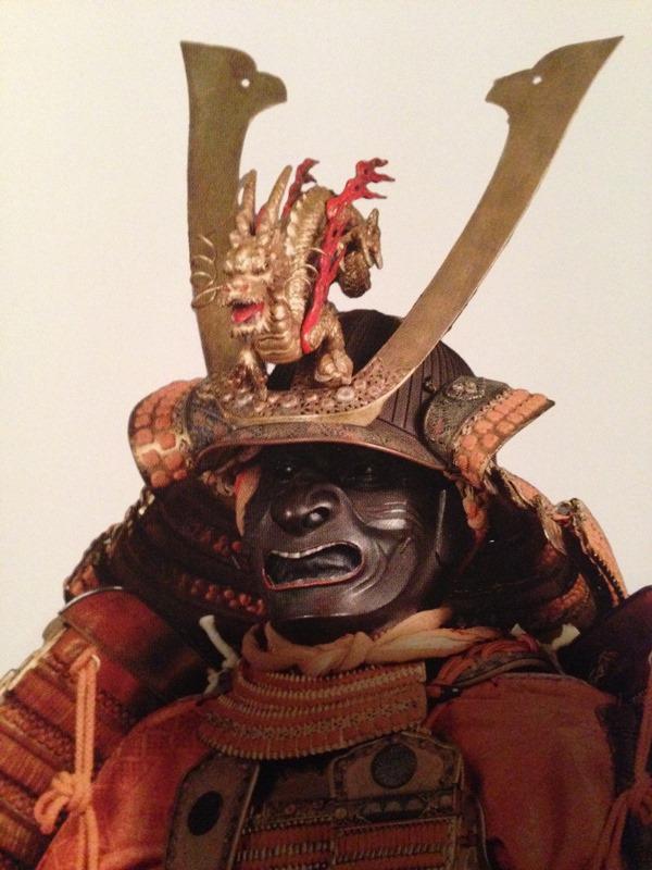 Samourai Heian - Pegaso 90mm Kabuto11