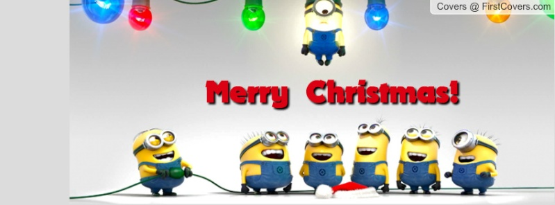 Joyeux Noël tertous Minion11