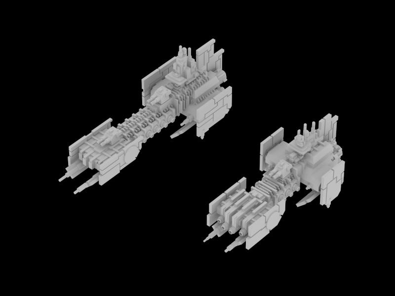 [3D] Legion Bfgpix25