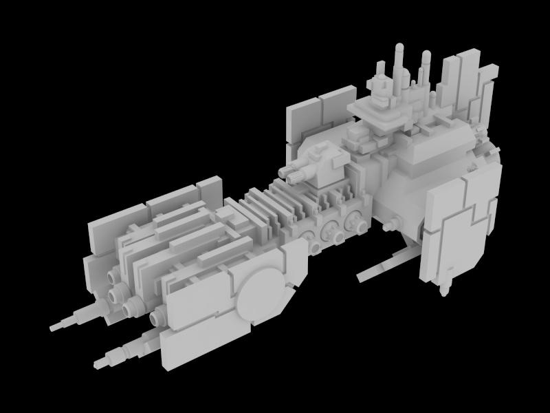 [3D] Legion Bfgpix26