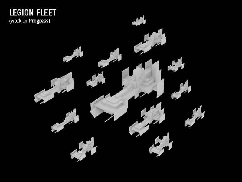 [3D] Legion Bfgpix27