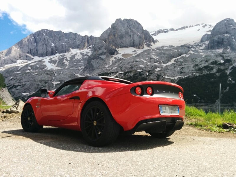 """la mia """"rossa"""" 14046510"""