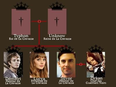 Famille Royale de La Crevasse Famill11
