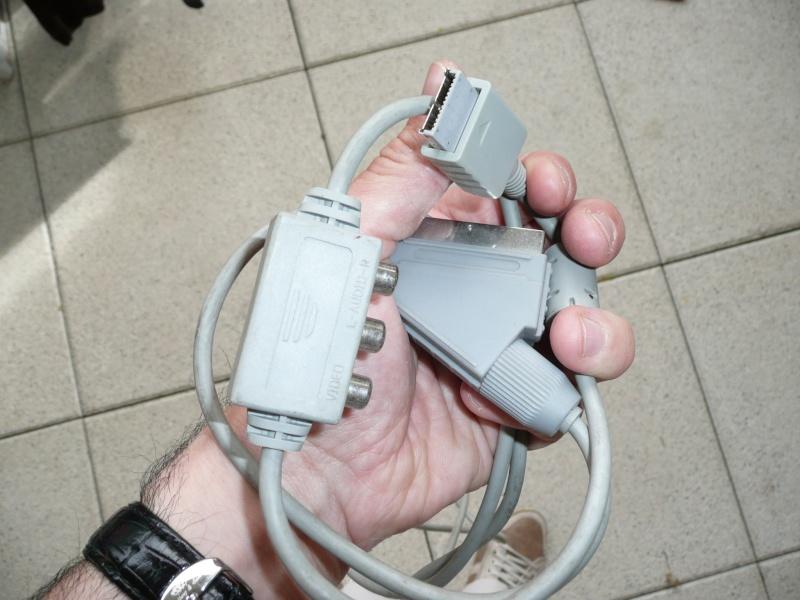 Sortie vidéo d'une Dreamcast P1150311