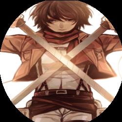 Personajes Canon Mikasa10