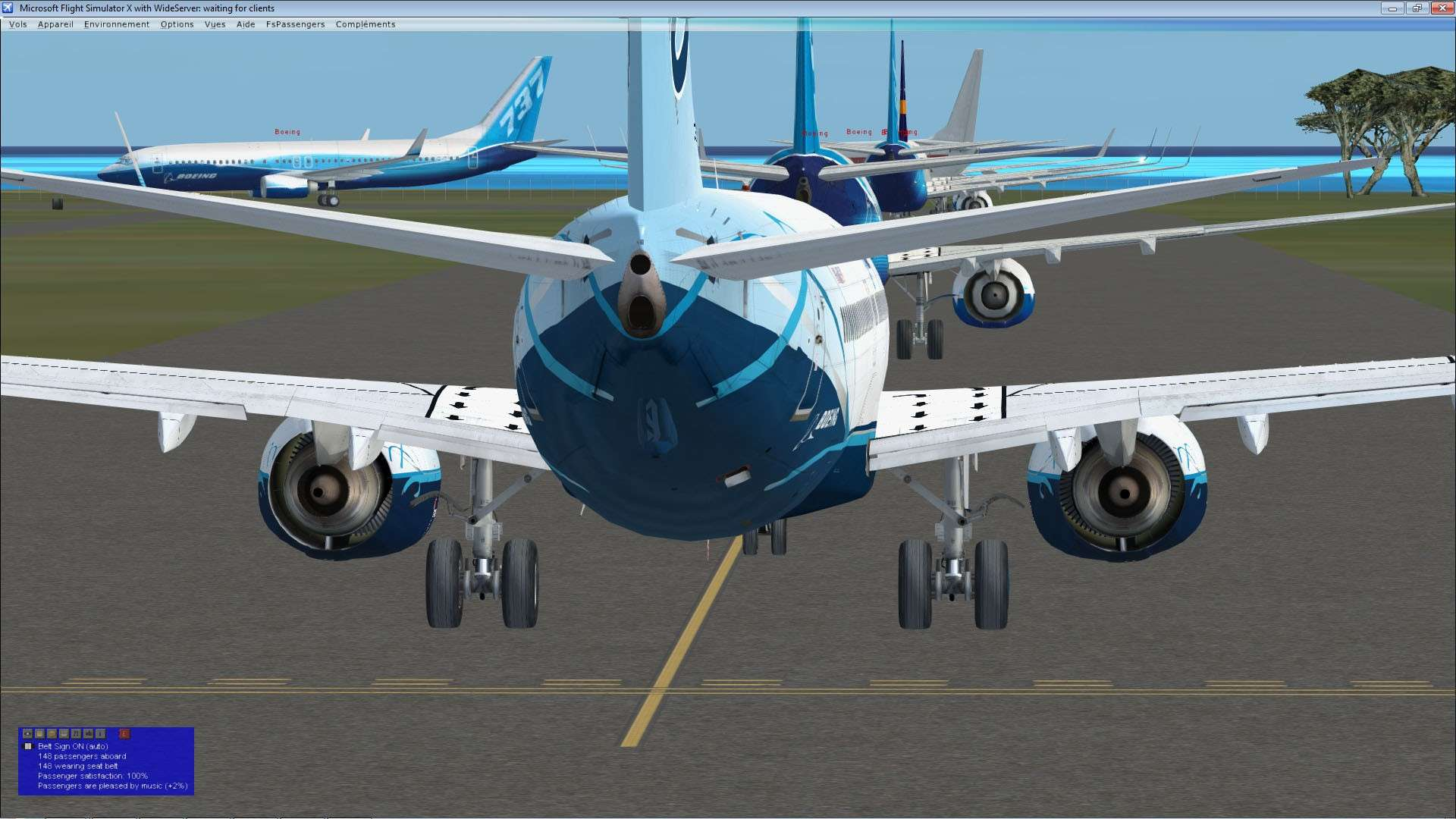 Compte rendu de ce vol patrouille en linear super vol du 23 10 2014 en 737 Patrou14