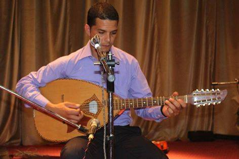 GRUDJ LWENNAS,Le représentant de la Kabylie au festivale de la chanson Amazigh a Tamanrast...ayyuz Llllll10
