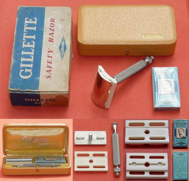 Le Gillette Tech Ball End (aluminium) 1940s_10