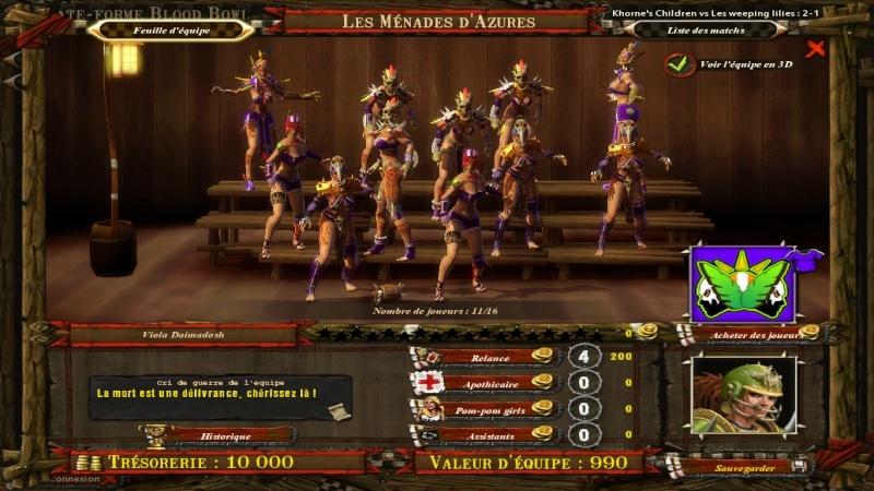 (Gally) Les Ménades d'Azur Equipe11