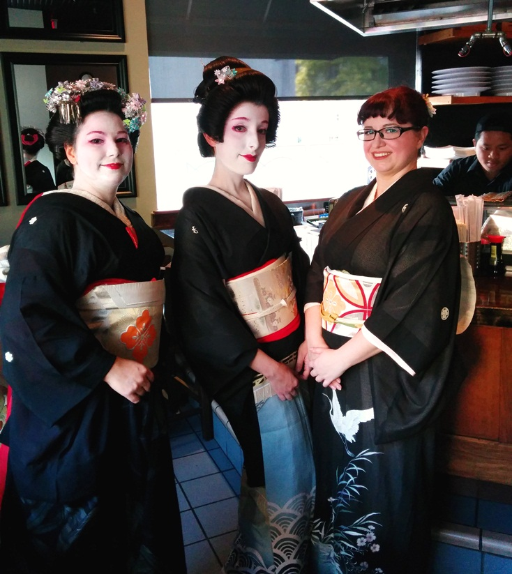 Tea ceremony schools and kitsuke for tea! Img_2010