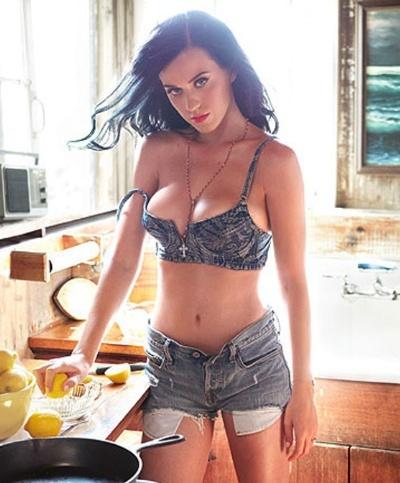 Katy Perry Dame Duro Contra El Muro Tumblr10